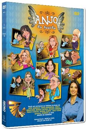 DVD Anjo da Guarda (Foto: TV Globo)