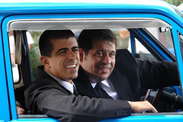 Os Caras de Pau (Foto: Luanna Britto / Divulgação TV Globo)