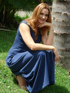 Alexandra Richter (Foto: Luanna Britto/ TV Globo)