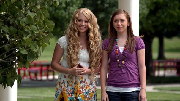 Emma e Lilly são filhas do cupido (Foto: Divulgação)