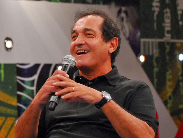 Muricy Ramalho (Foto: TV Globo / Zé Paulo Cardeal)
