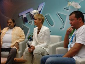 xuxa coletiva (Foto: Divulgação/TV Globo)