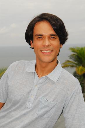 Nelson Motta (Fellipe Marques) (Foto: TV Globo/Alex Carvalho)