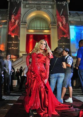 lara com z (Foto: Rede Globo)
