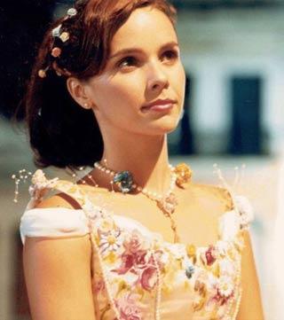 Lisbela (Debora Falabella) é uma moça romântica e sonhadora (Foto: Divulgação)