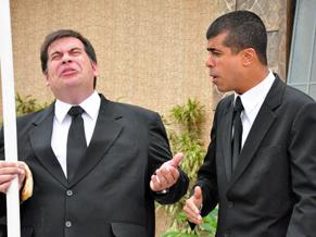 os caras de pau (Foto: Rede Globo)
