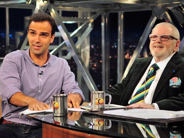programa do jô (Foto: Rede Globo)