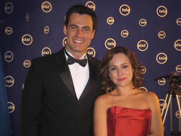 Carlos Casagrande e Gabriela Duarte (Foto: Divulgação TV Globo)
