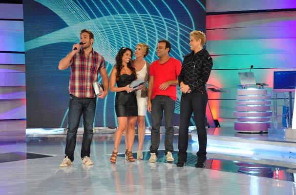Participantes do BBB11 participam do quadro Prova dos Nove (Foto: TV Globo/Estevam Avellar)