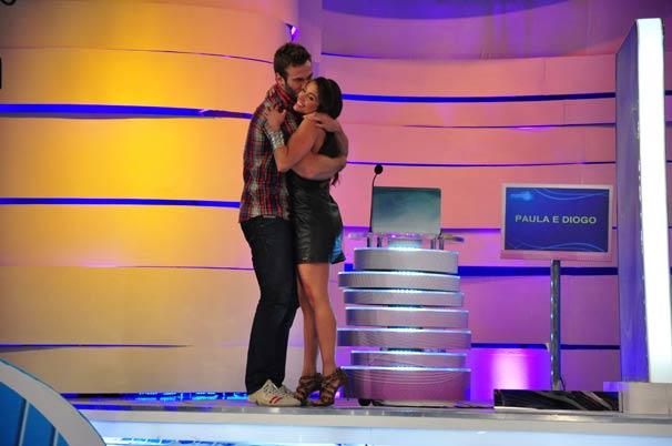 Maria e Wesley  (Foto: TV Globo/Estevam Avellar)