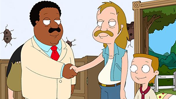 The Cleveland Show - episódio 3 (Foto: Divulgação)