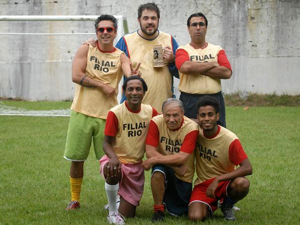 Time (Foto: Divulgação/ TV Globo)