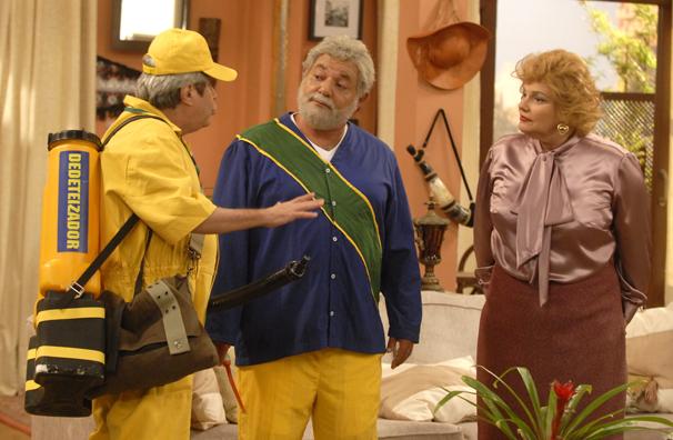 Zorra Total (Foto: Blenda Gomes / Divulgação TV Globo)