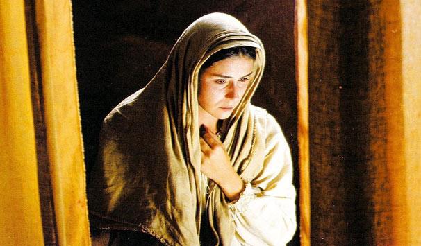 Giovanna Antonelli é a protagonista do filme 'Maria Mãe do Filho de Deus' (Foto: Reprodução)