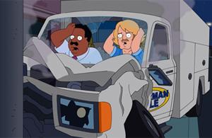 The Cleveland Show - episódio 4 (Foto: Divulgação)