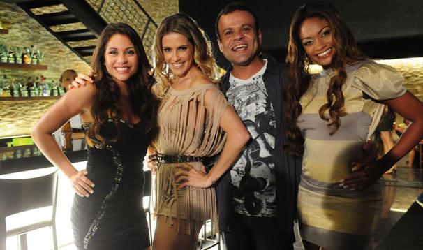 Natalie Lamour (Foto: Divulgação/ TV Globo)