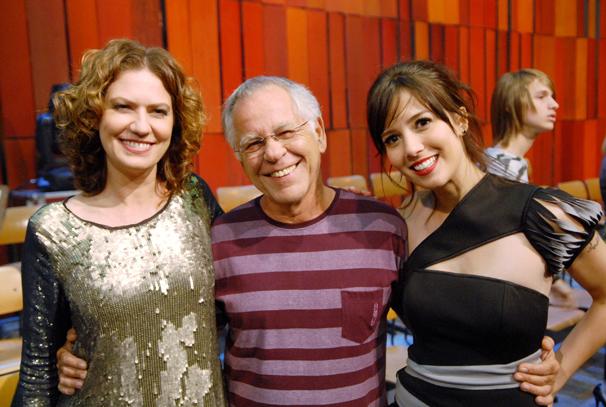 Som Brasil (Foto: Marcio Nunes / Divulgação TV Globo)