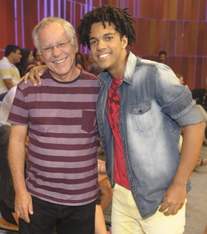 Som Brasil (Foto: Renato Rocha Miranda / Divulgação TV Globo)
