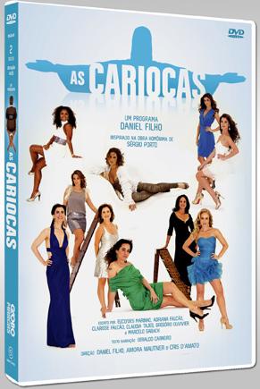 DVD As Cariocas  (Foto: Divulgação/ TV Globo)