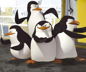Os Pinguins de Madagascar (Foto: Divulgação)