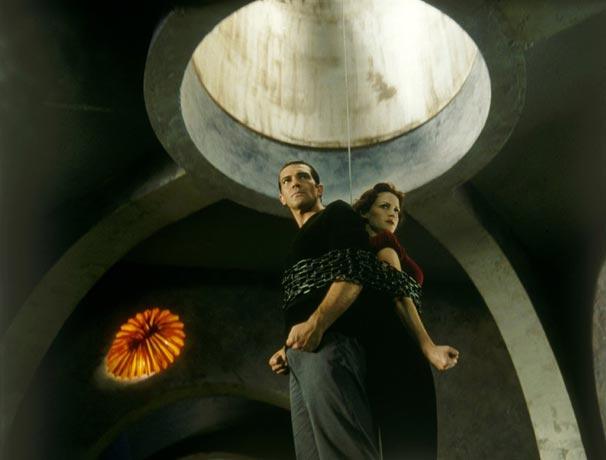 Gregório e Ingrid são sequestrados (Foto: Divulgação)