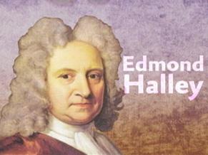 Edmond Halley (Foto: Reprodução de TV)