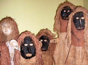 Museu Amazônico_A Floresta e a cultura_Dimensão sóciocultural (Foto: Divulgação)