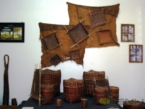 Museu do Índio Tukuna_A Floresta e a Cultura_A dimensão sóciocultural (Foto: Divulgação)