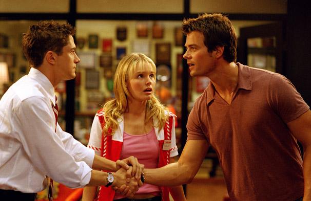 Tad Hamilton e Pete disputam o amor da jovem (Foto: Divulgação)