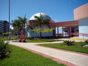 Museu de Ciência - Casa de Ciência e Tecnologia (Foto: Augusto César / Divulgação)