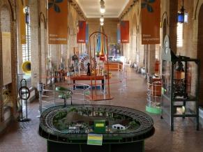Museu de Ciência - Catavento Educacional e Cultural (Foto: Bruno Dias / Divulgação)