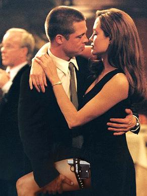 Sr. e Sra. Smith (Foto: Divulgação)