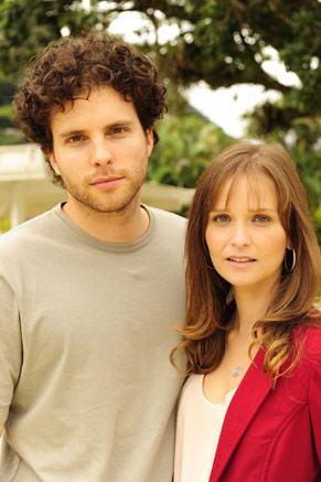 Thiago Fragoso e Fernanda Rodrigues (Foto: TV Globo/João Miguel Júnior)