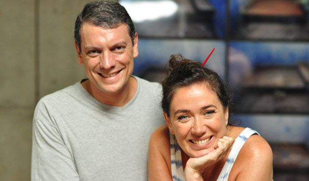 Divã (Foto: Estevam Avellar/ TV Globo)