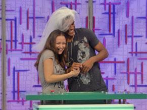 vídeo game (Foto: TV Globo / Blenda Gomes)
