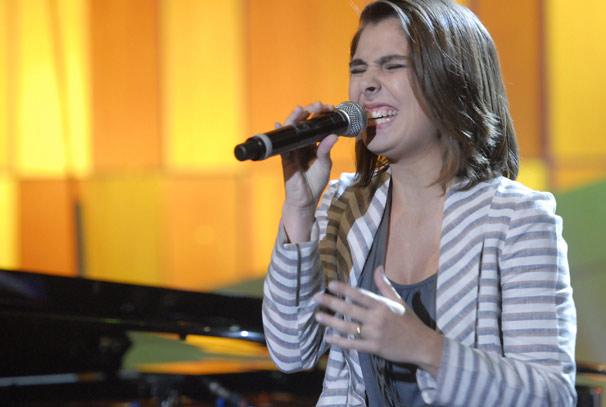 Dani Gurgel (Foto: TV Globo/Marcio Nunes)