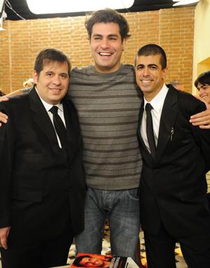 Os Caras de Pau (Foto: João Miguel Jr. / Divulgação TV Globo)