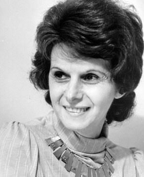 Antes de começar a escrever, Janete foi radioatriz e datilógrafa (Foto: CEDOC/ TV Globo)
