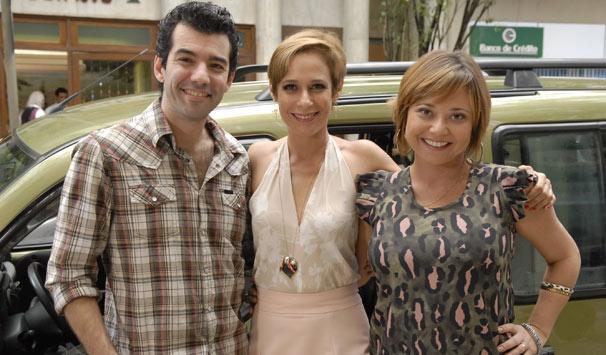 Tapas & Beijos (Foto: Marcio Nunes/ TV Globo)