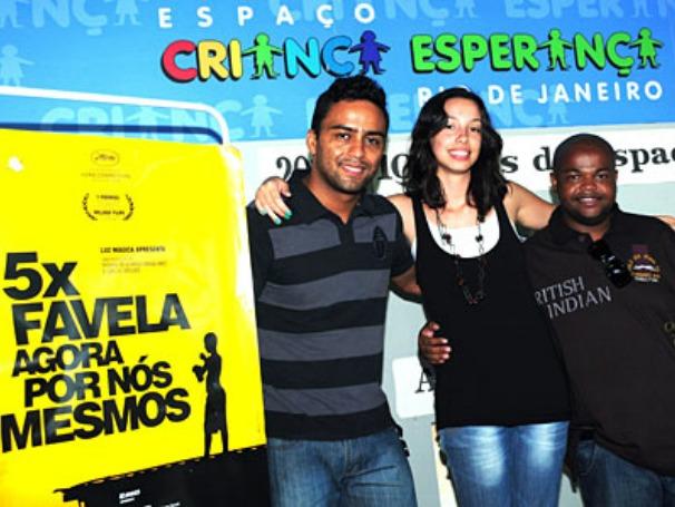 5 x Favela Criança Esperança (Foto: Divulgação)