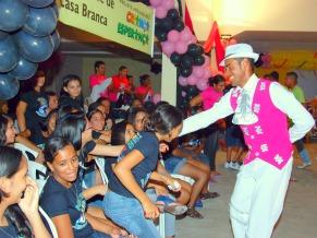 Arco-íris Criança Esperança (Foto: Divulgação)