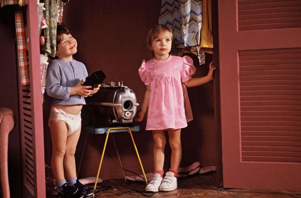 Billy e Tina são dois bebês muito inteligentes que querem unir seus pais (Foto: Divulgação)