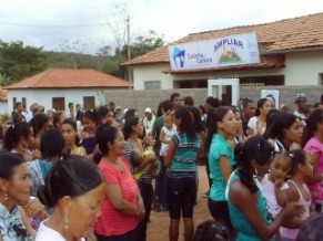 Casinha da Cultura Criança Esperança (Foto: Divulgação)