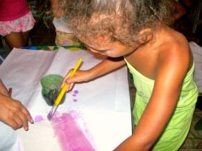 Costurando as Palavras Criança esperança (Foto: Divulgação)