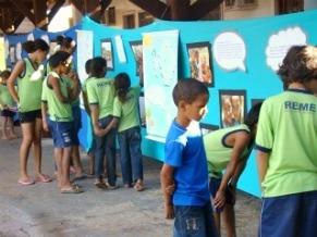 Crianças das Águas Criança Esperança (Foto: Divulgação)