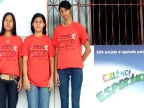 Educando Criança Esperança (Foto: Divulgação)