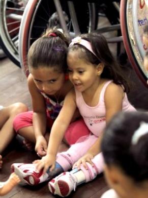 Projeto Dançarte Criança Esperança (Foto: Divulgação)