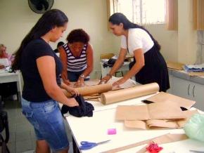 Profissionalização Criança Esperança (Foto: Divulgação)