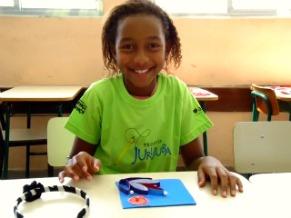 Projeto Jurujuba Criança Esperança (Foto: Divulgação)