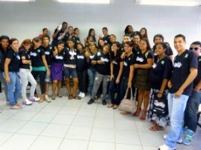 Roteiros para cidadania Criança Esperança (Foto: Divulgação)